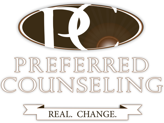 Preferred Counseling. Real. Change.
